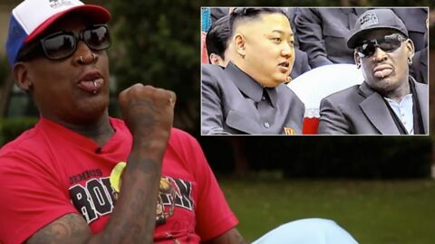VIDEO Dennis Rodman raconte ses folles soirées karaoké avec… Kim Jong-Un
