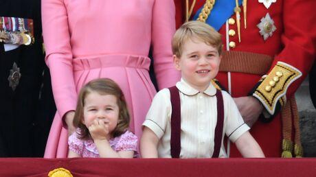 La princesse Charlotte a très mal vécu le départ à l'école du prince George