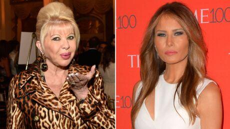 Ivana Trump: la première épouse de Donald Trump tacle méchamment Melania