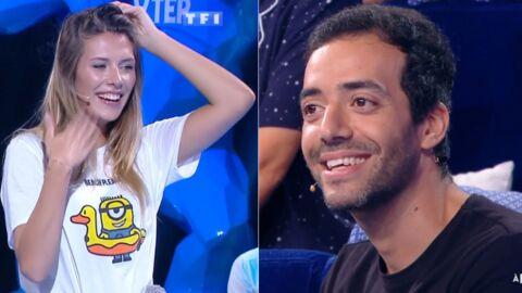 VIDEO Camille Cerf et Tarek Boudali flirtent chez Arthur sur TF1