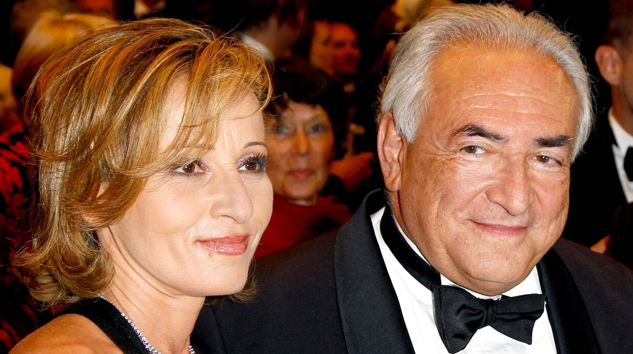 Dominique Strauss-Kahn s'est marié avec Myriam L'Aouffir à Marrakech