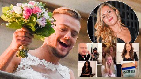 PHOTOS Jeremstar s'est vraiment marié avec lui même: découvrez la cérémonie et les invités