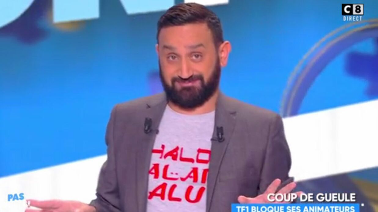 VIDEO Cyril Hanouna accuse TF1 de black­lis­ter TPMP après son clash avec Yann Barthès