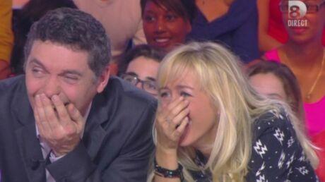 PHOTO Retrouvailles entre Enora Malagré et Thierry Moreau