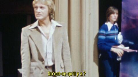 VIDEO Claude François «tyrannique et despotique» en coulisses, les images rares