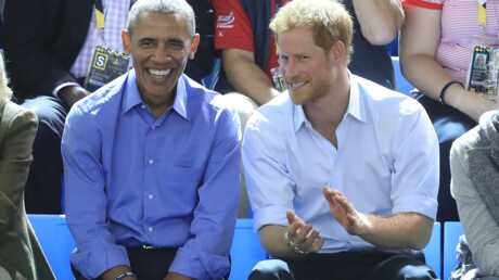 Barack Obama invite le prince Harry à Chicago