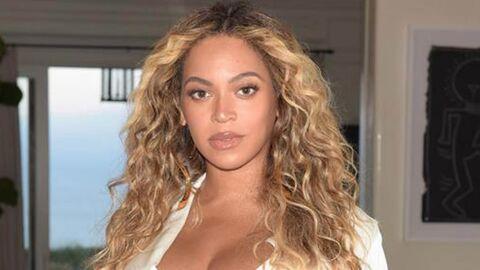 PHOTO Beyoncé très sexy dans une tenue ultra moulante