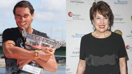 Rafael Nadal réclame 100 000 € à Roselyne Bachelot pour l'avoir accusé de dopage