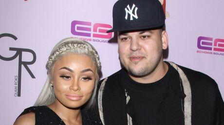 Blac Chyna et Rob Kardashian poursuivis en justice pour harcèlement
