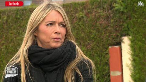 VIDEO Surprise: Hélène Rollès débarque dans Chasseurs d'appart