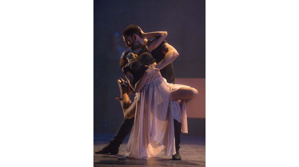Sortie : Break the tango au Casino de Paris