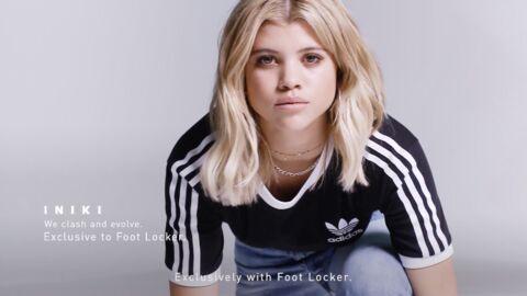 Sofia Richie x Adidas pour Foot Locker: une deuxième collab sneakers