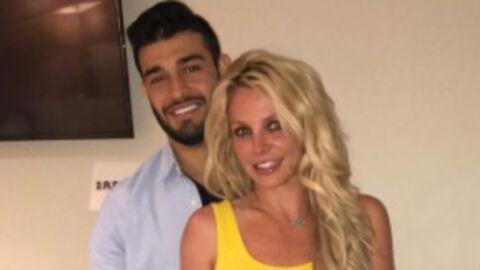 Britney Spears: très amoureuse de Sam Asghari, elle lui fait un joli clin d'œil sur Instagram