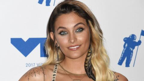 PHOTO Paris Jackson pose encore une fois topless sur Instagram