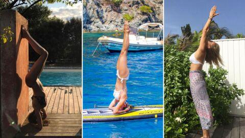 PHOTOS Sonia Rolland, Estelle Lefébure, Sylvie Tellier… toutes fans de yoga, version sexy!