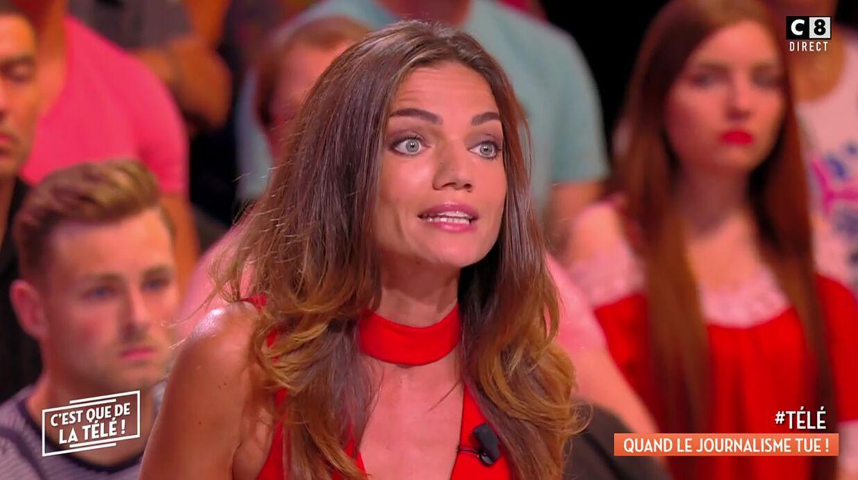 VIDEO Francesca Antoniotti reçoit régulièrement des menaces de mort