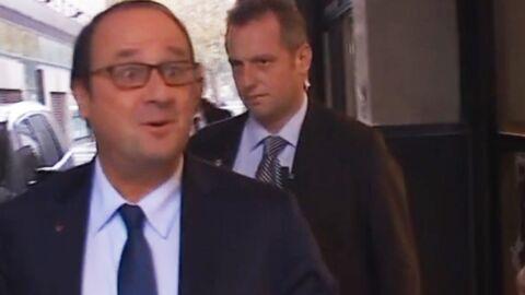 VIDEO François Hollande blague sur son statut d'ancien chef d'Etat