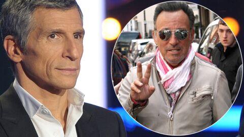 Bruce Springsteen annule le jour-même sa venue dans Taratata: son excuse bidon dévoilée par Nagui