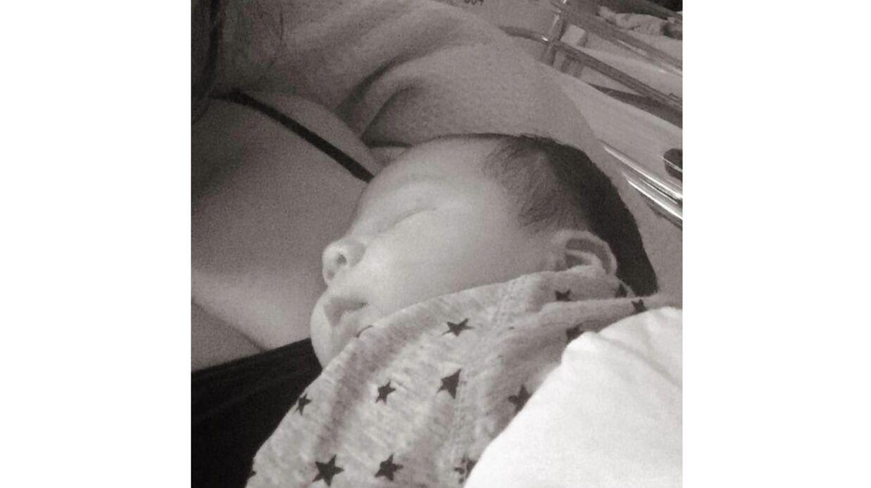 PHOTO Julie Zenatti de nouveau maman: découvrez le prénom de son deuxième enfant