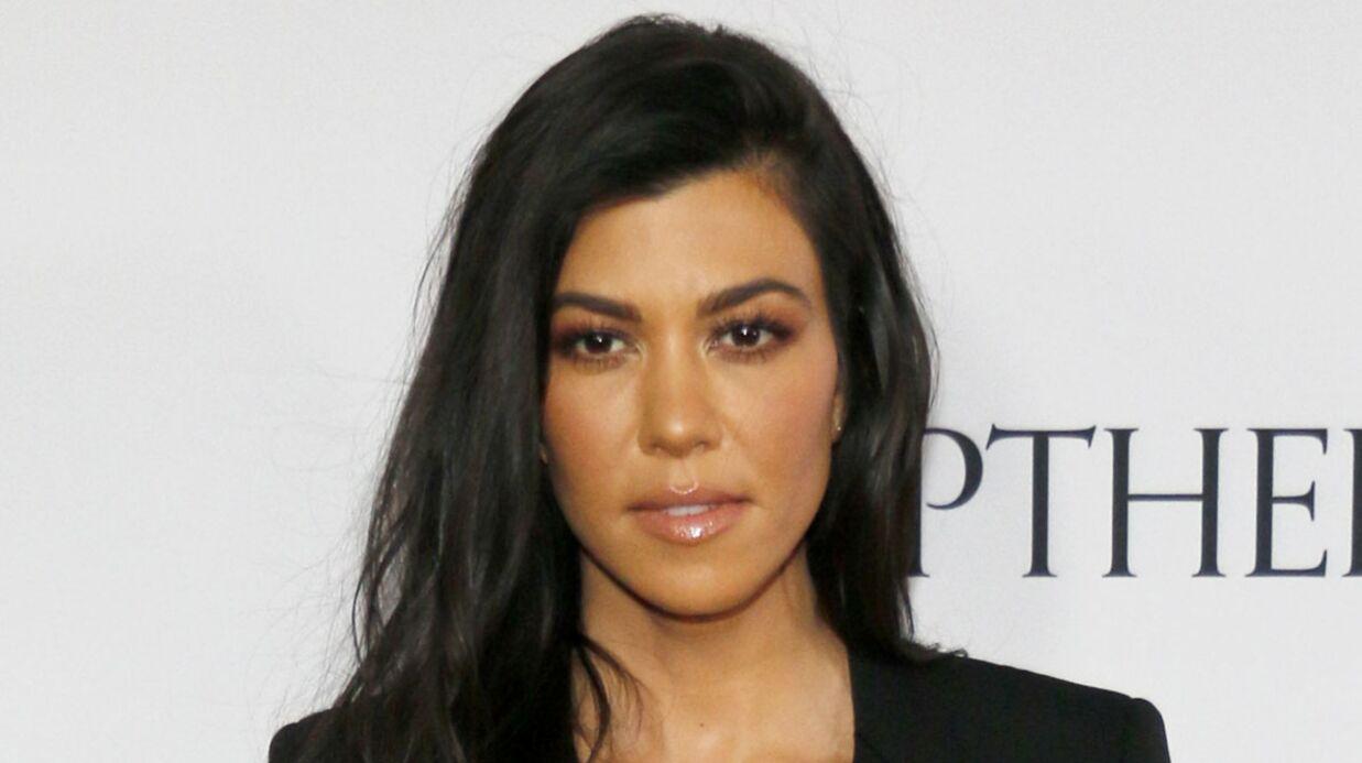 PHOTOS Kourtney Kardashian sexy: elle s'affiche en soutien gorge dans la rue