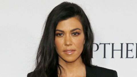 PHOTOS Kourtney Kardashian sexy   elle s affiche en soutien gorge dans ... 8bee59e21a8