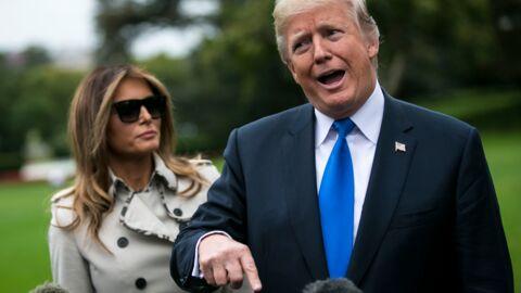 Melania Trump aurait quitté Donald et son sosie la remplacerait à la Maison Blanche: la folle théorie