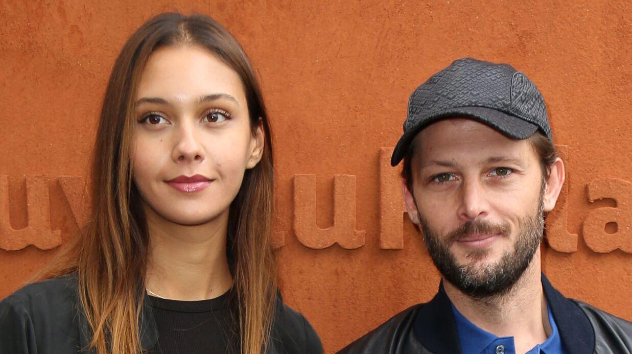 PHOTO Nicolas Duvauchelle: sa compagne Anouchka Alsif dévoile le visage de leur fils Andrea