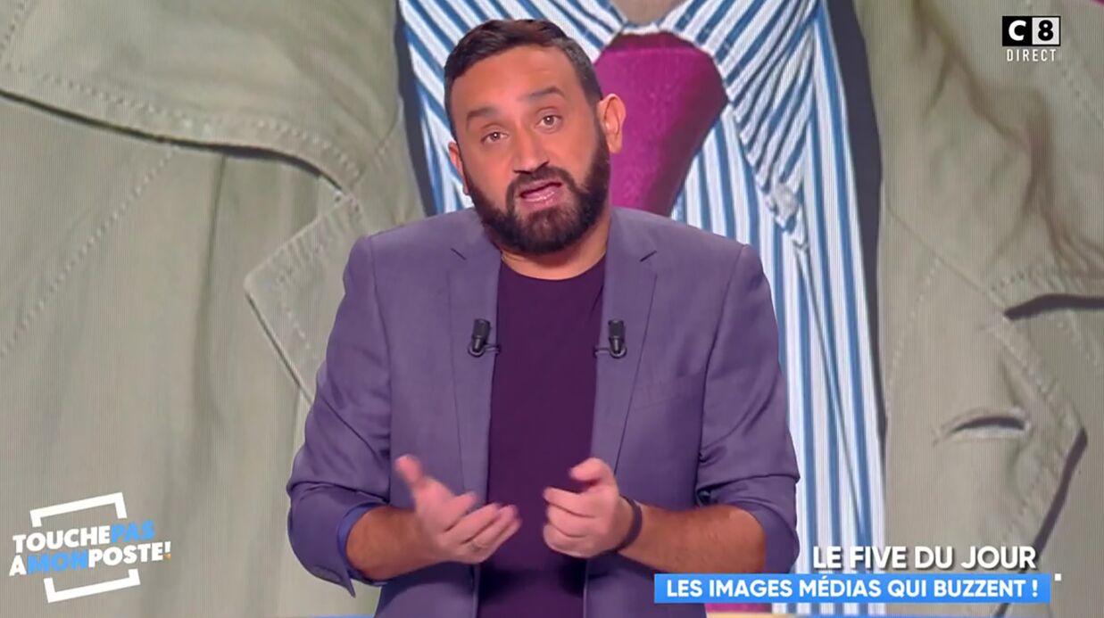 Cyril Hanouna: furieux, il descend le patron de TF1 et interpelle l'administrateur de la chaîne