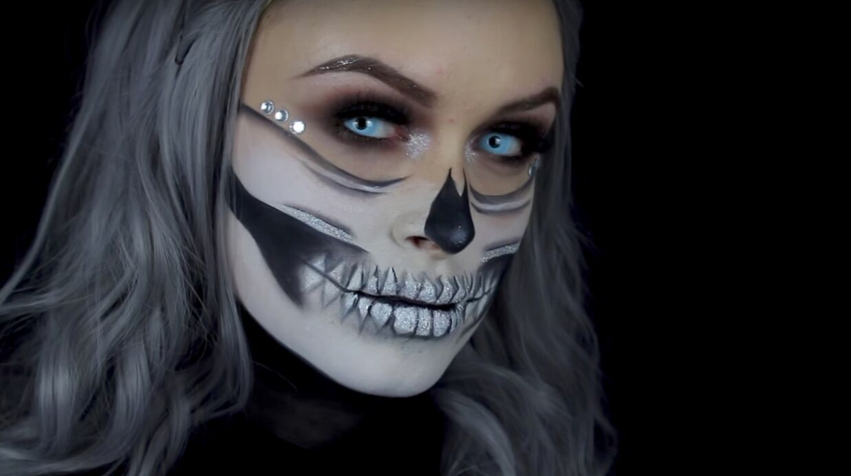 Hallo­ween : nos tutos make-up préfé­rés !