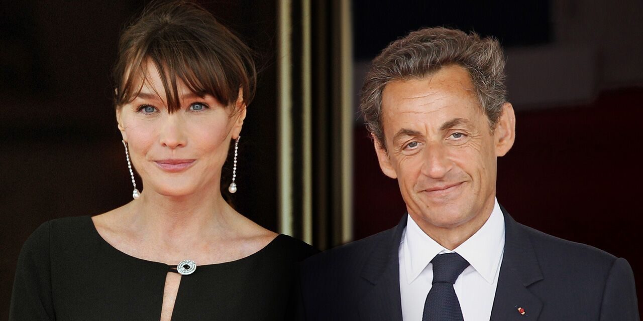 Photo Carla Bruni Partage Un Moment Tendre Entre Nicolas Sarkozy Et Leur Fille Giulia Et C Est Trop Mignon Voici