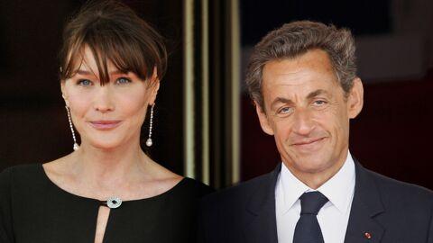PHOTO Carla Bruni partage un moment tendre entre Nicolas Sarkozy et leur fille Giulia et c'est trop mignon