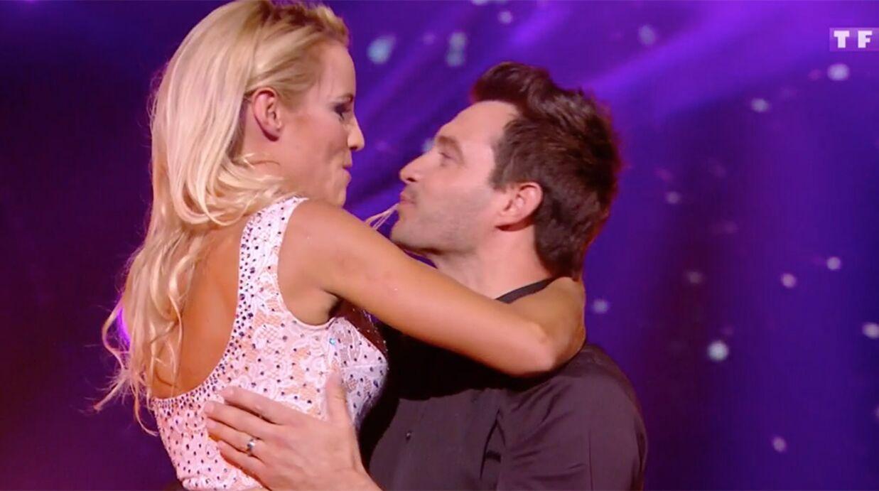 VIDEO Elodie Gossuin: son mari Bertrand la surprend sur le plateau de Danse avec les Stars