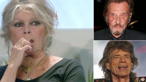 Johnny Hallyday, Mick Jagger: la vérité de Brigitte Bardot sur ses prétendues liaisons passées