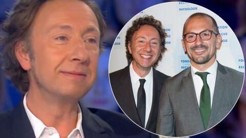 VIDEO Stéphane Bern déclare sa flamme à son compagnon Lionel: «Je l'aime»