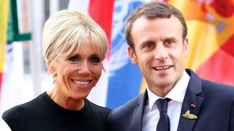 Brigitte et Emmanuel Macron ont célébré leurs dix ans de mariage dans un endroit secret