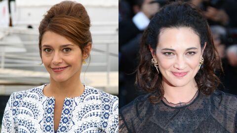 PHOTO Emma de Caunes et Asia Argento unies après leurs témoignages contre Harvey Weinstein