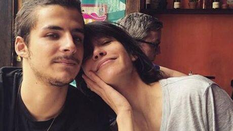 Sophie Marceau: son fils Vincent a changé de look, il est craquant!