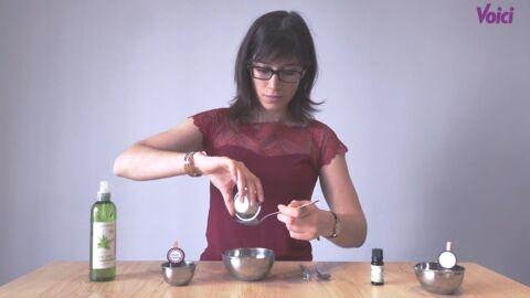 VIDEO Comment fabriquer un après shampooing sans rinçage pour dompter ses frisottis