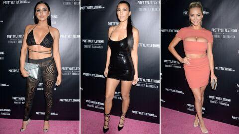 PHOTOS Kourtney Kardashian invite toutes ses copines aussi sexy que déshabillées à une soirée