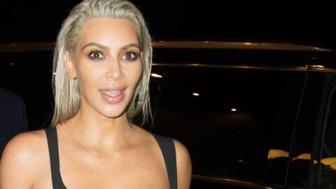 PHOTO Kim Kardashian libère son impressionnant décolleté pour son nouveau parfum et c'est TRES sexy