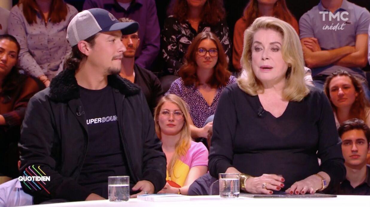 VIDEO Catherine Deneuve choque les internautes avec son avis sur les scandales sexuels