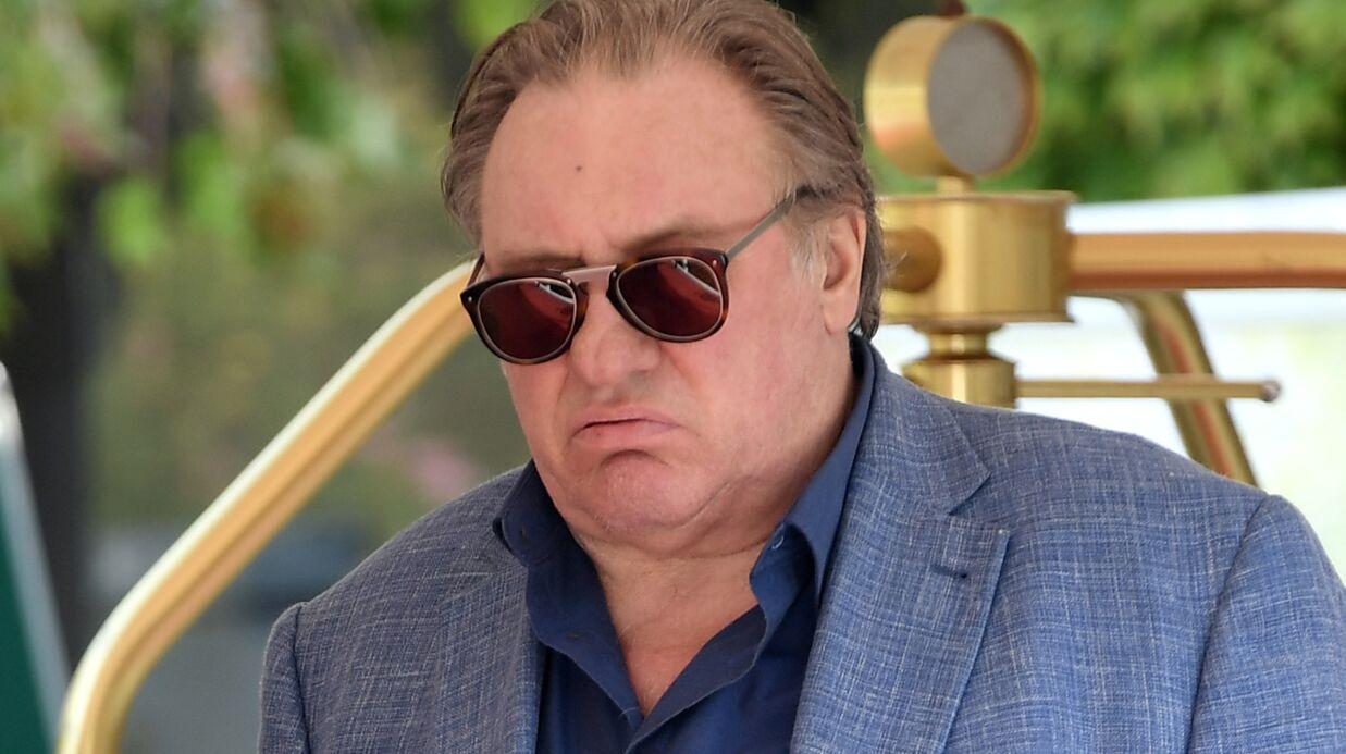 Gérard Depardieu: son avis sur l'affaire Harvey Weinstein