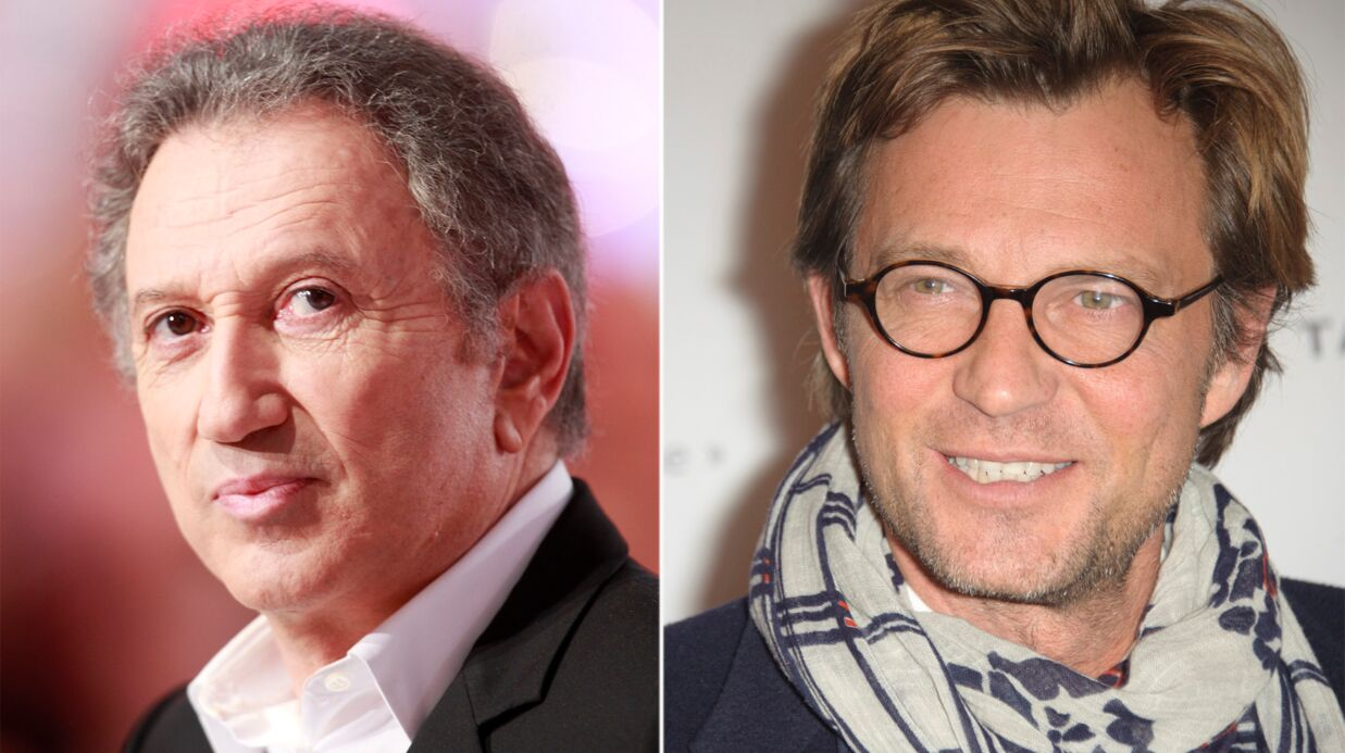 Michel Drucker: son gros tacle à Laurent Delahousse et ses audiences sur France 2