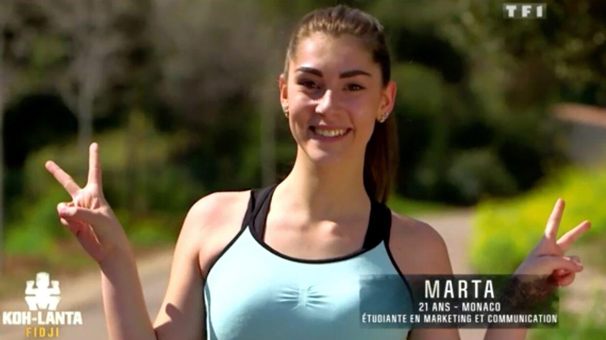 Marta (Koh-Lanta Fidji) lance sa chaîne YouTube consacrée à… rien de particulier