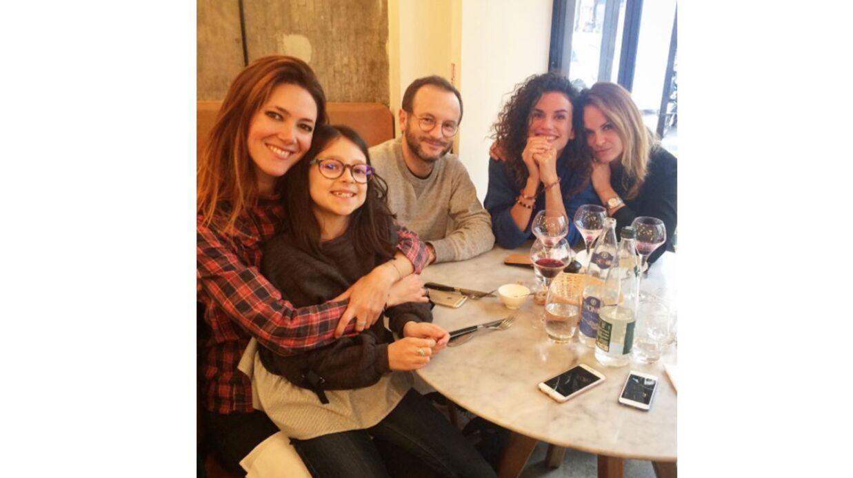 PHOTO Sandra Lou, Jérémy Michalak et les acteurs de la série Le Groupe se retrouvent 16 ans après