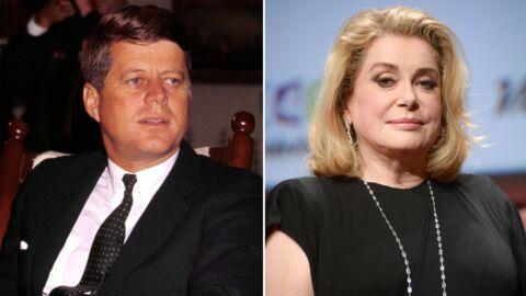 Assassinat de JFK: pourquoi le nom de Catherine Deneuve apparaît dans des documents confidentiels?