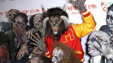 PHOTOS Heidi Klum: sa soirée Halloween fait un flop malgré un costume TRÈS impressionnant