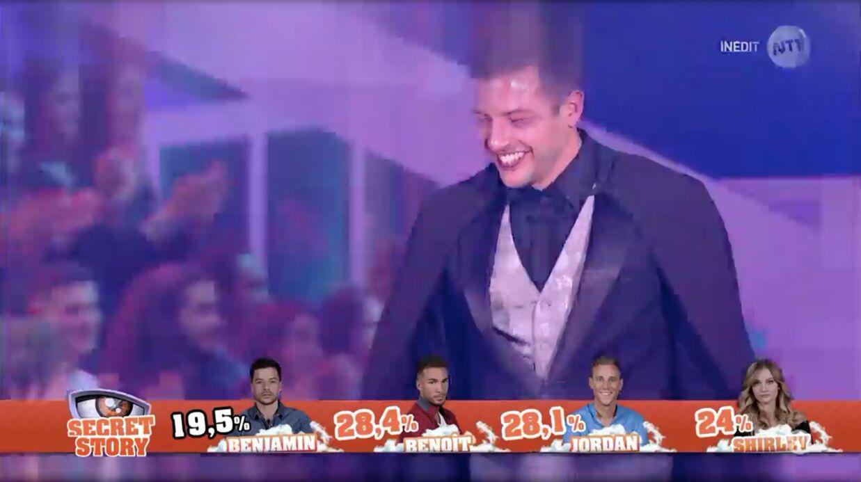 VIDEO Secret Story 11: Christophe Beaugrand chute en pleine émission