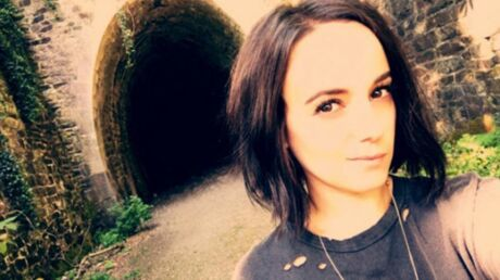 PHOTO Alizée a changé de look