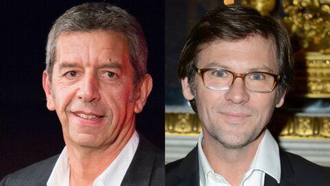 Michel Cymes coache Laurent Romejko pour qu'il arrête de fumer